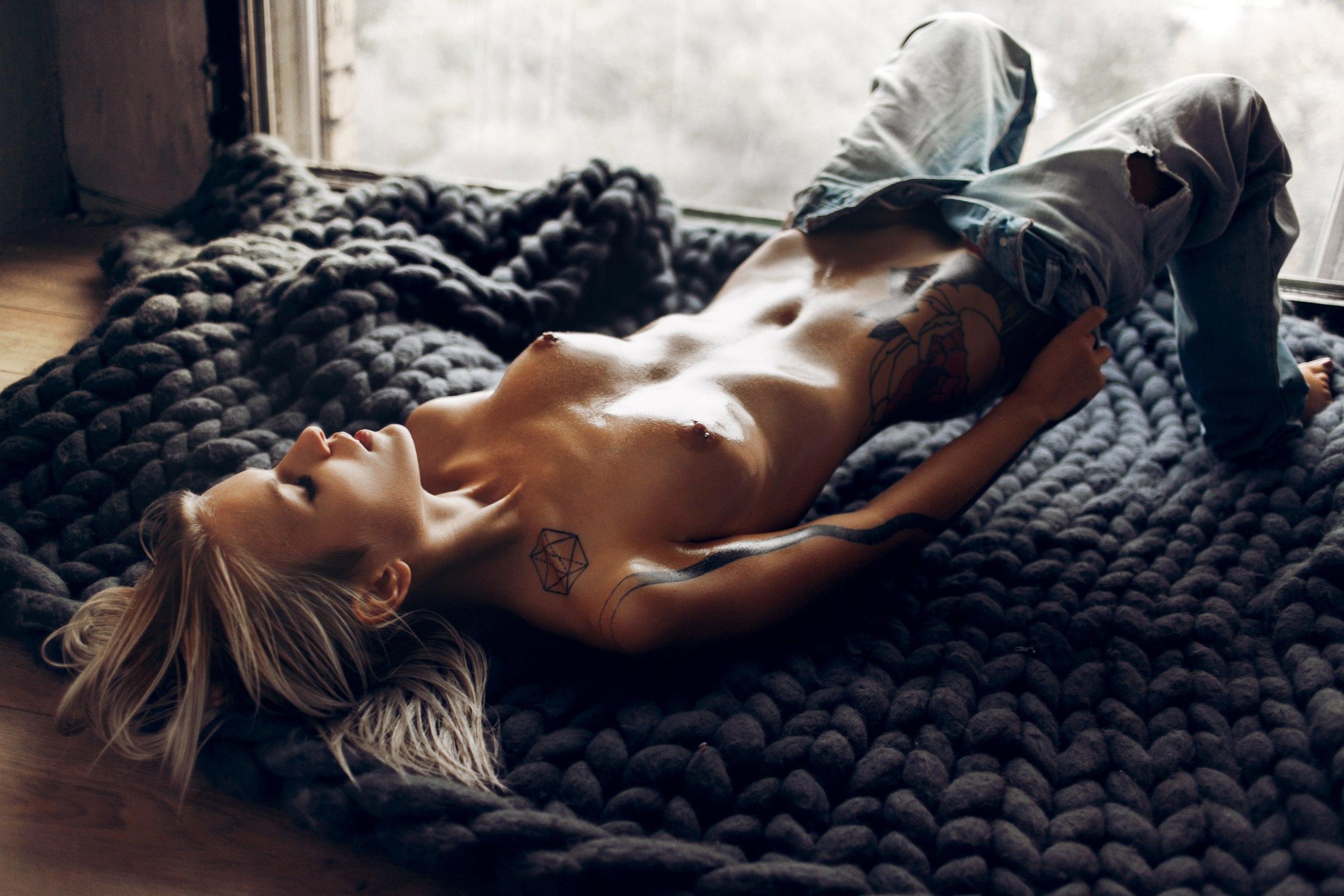 Viktoria Tche - Evgeny Potanin photoshoot