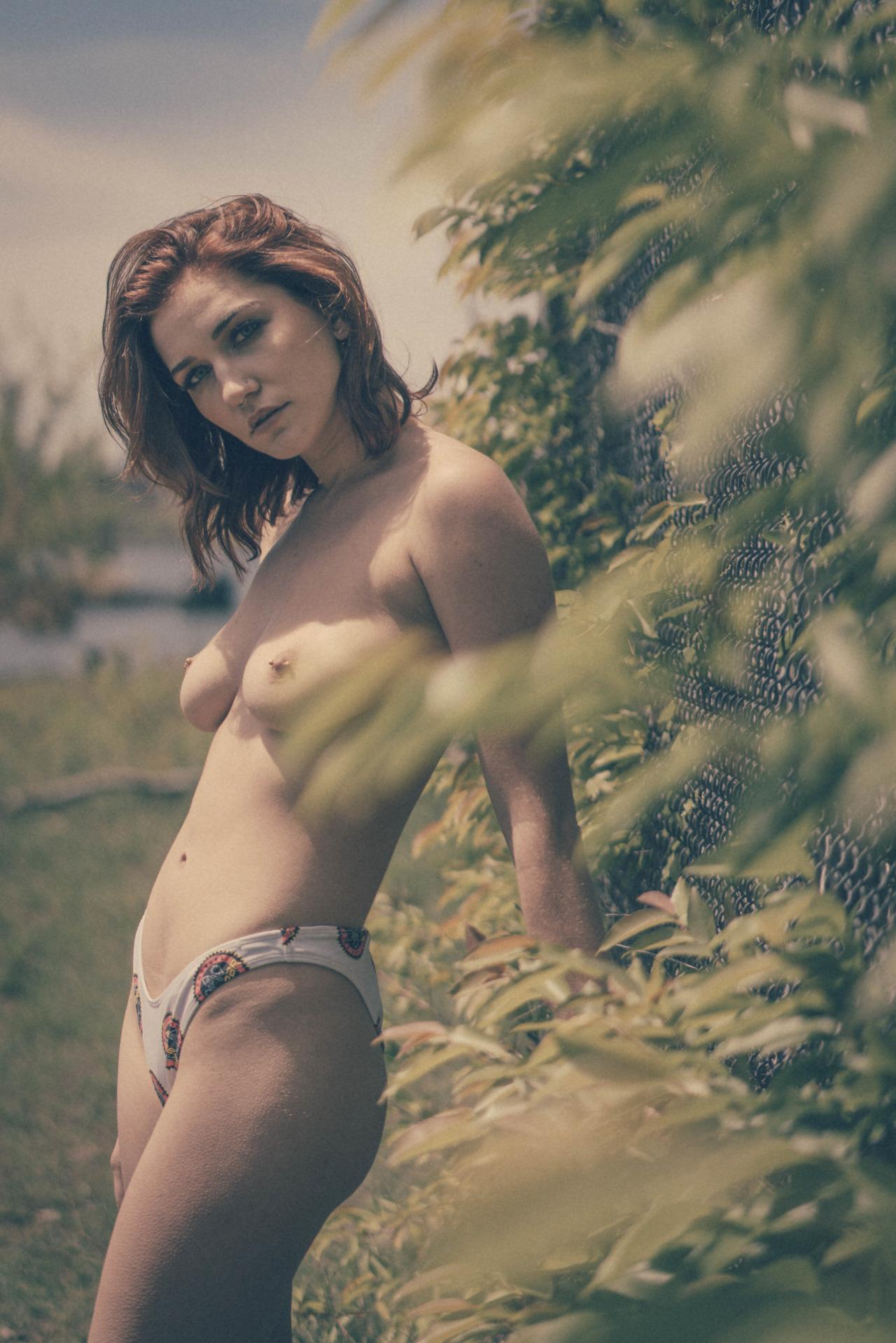 Skye Blue - Zeno Gill photoshoot