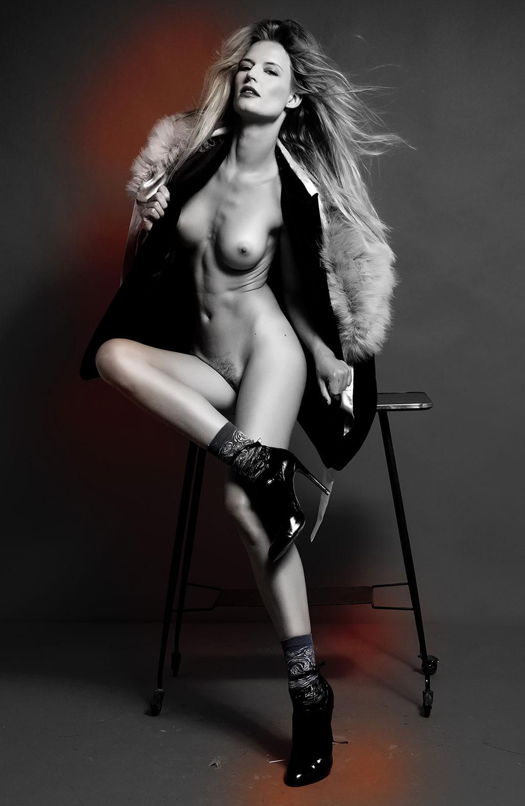 Cynthia Cremer - Paolo Prisco photoshoot