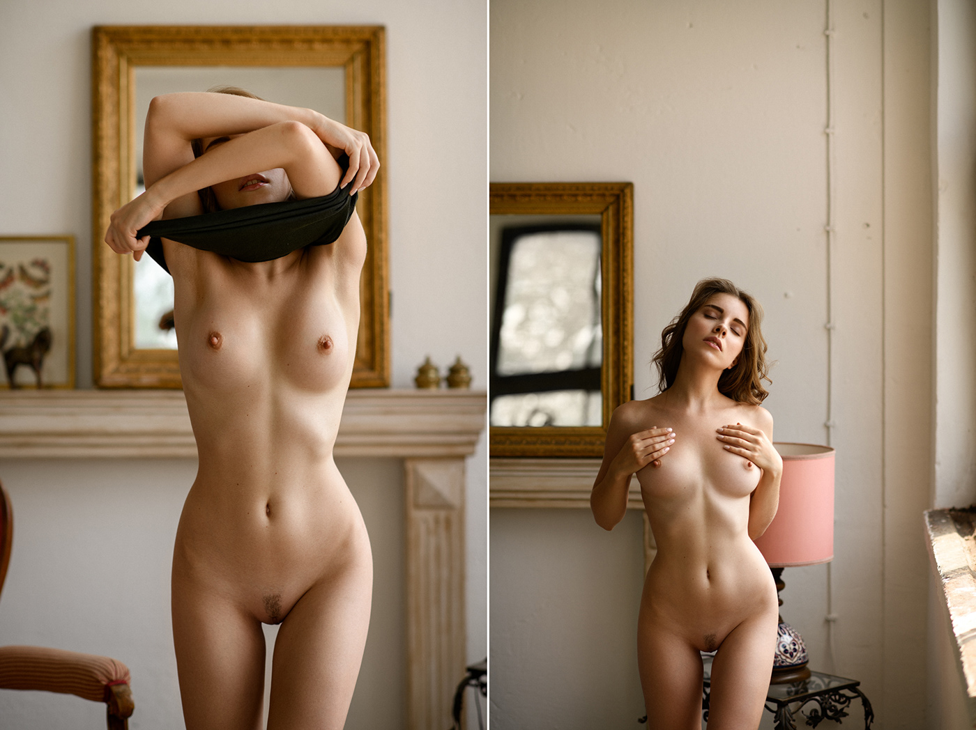 Katerina Marchenko - Sacha Leyendecker photoshoot