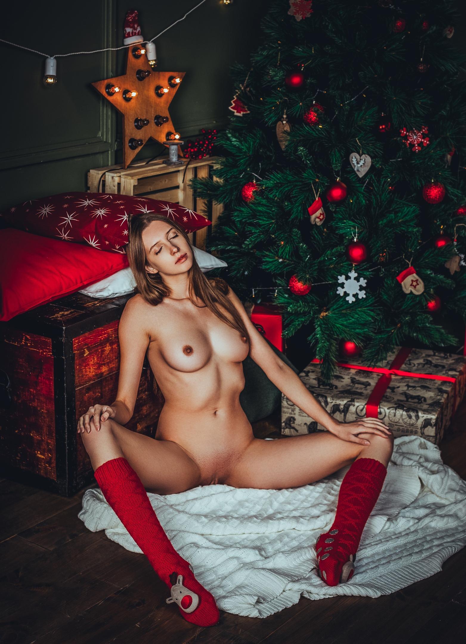 Katerina Reich - Aleksandr Sergeevich photoshoot