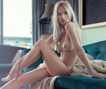 Monica Wasp - Silviu Sandulescu photoshoot