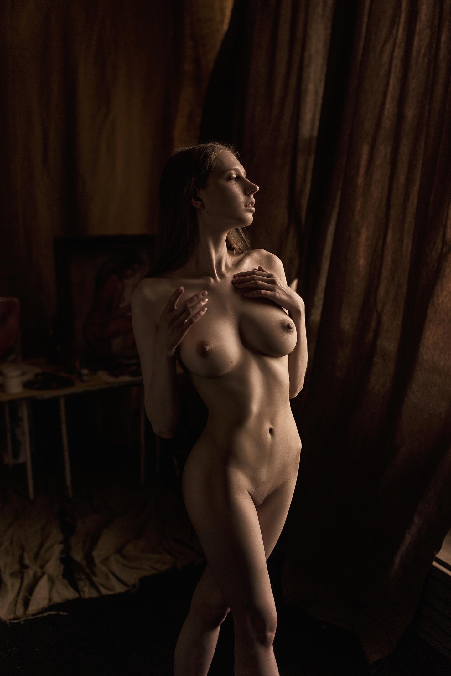 Katerina Reich - Stanislav Zemlyanoy photoshoot