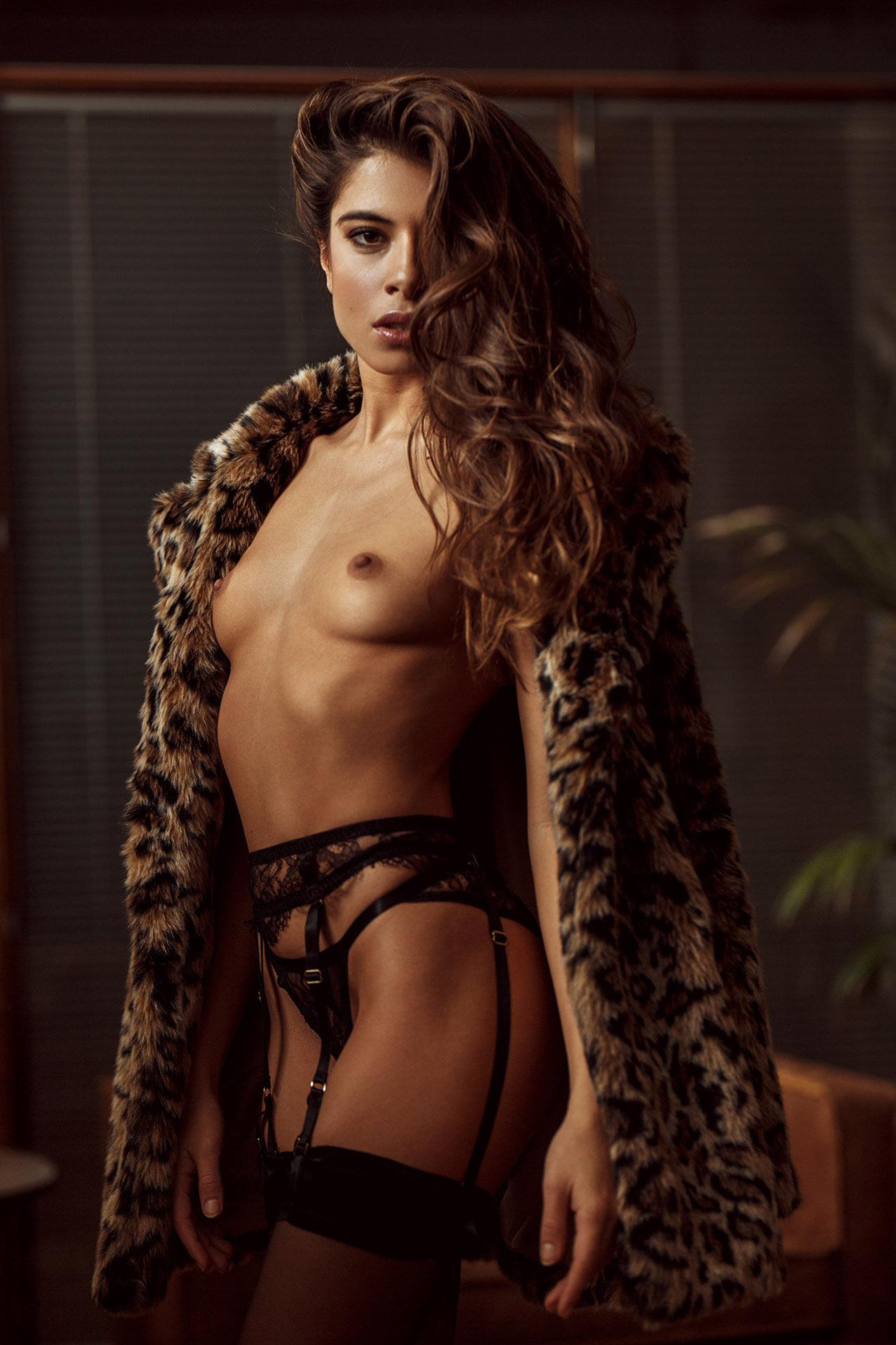 Chiara Bianchino - Hannes Walendy photoshoot
