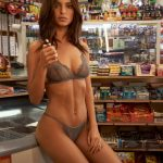 Emily Ratajkowski – Inamorata Body Collection (2019)