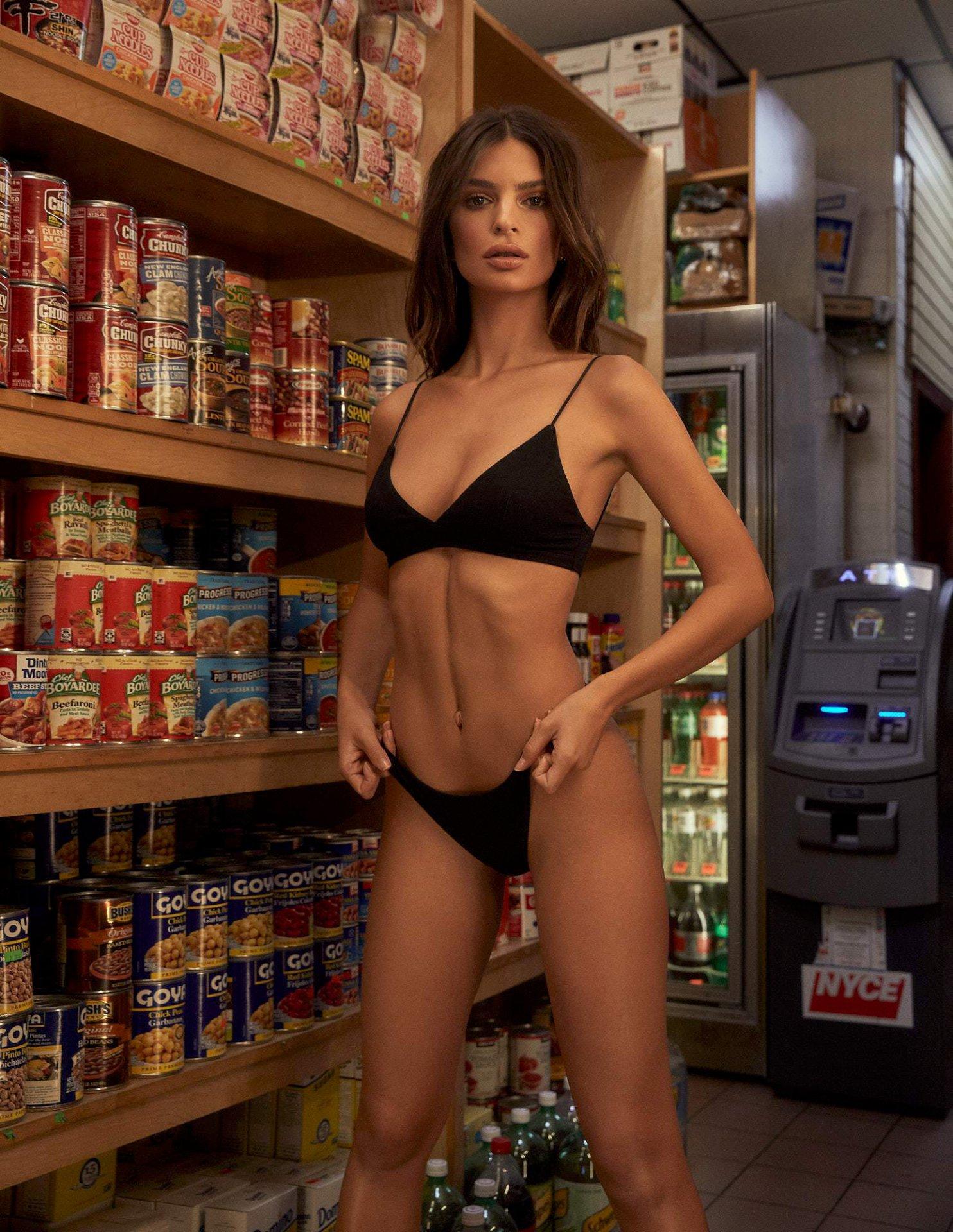 Emily Ratajkowski - Inamorata Body Collection