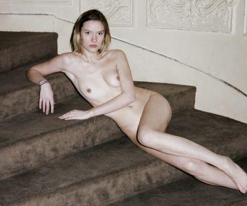Louise Legrand - Mehdi Abidli photoshoot