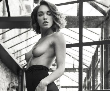 Viktoria Yarova - Hannes Walendy photoshoot