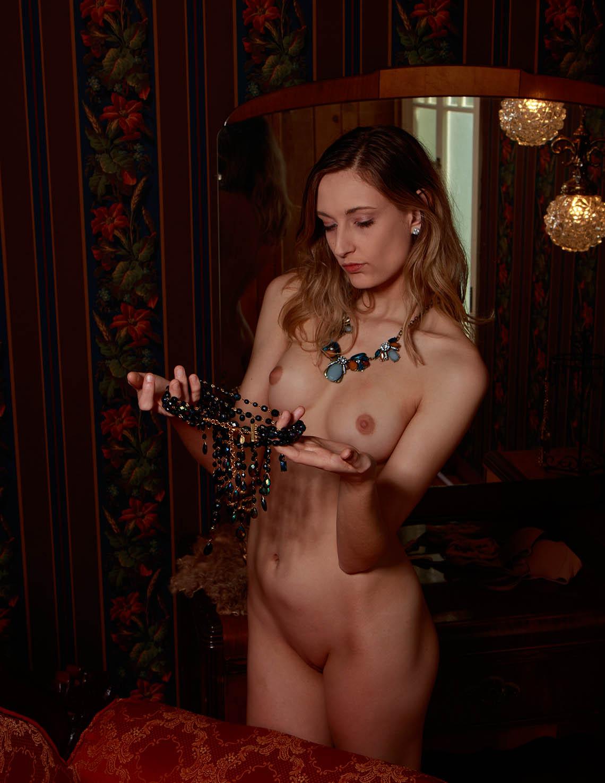 Ellie Ward - Fox Allan photoshoot