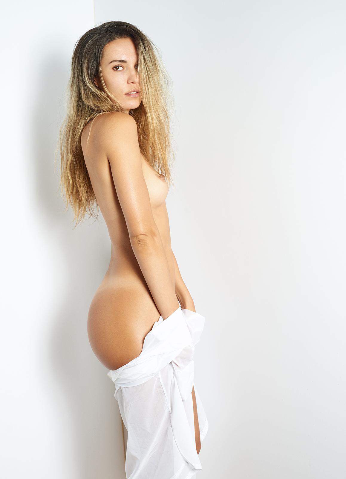 Emily Meyzinger - Michael Mel photoshoot