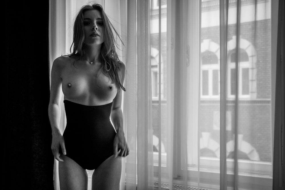 Kate Chromia - Jamie Thissen-Betts photoshoot