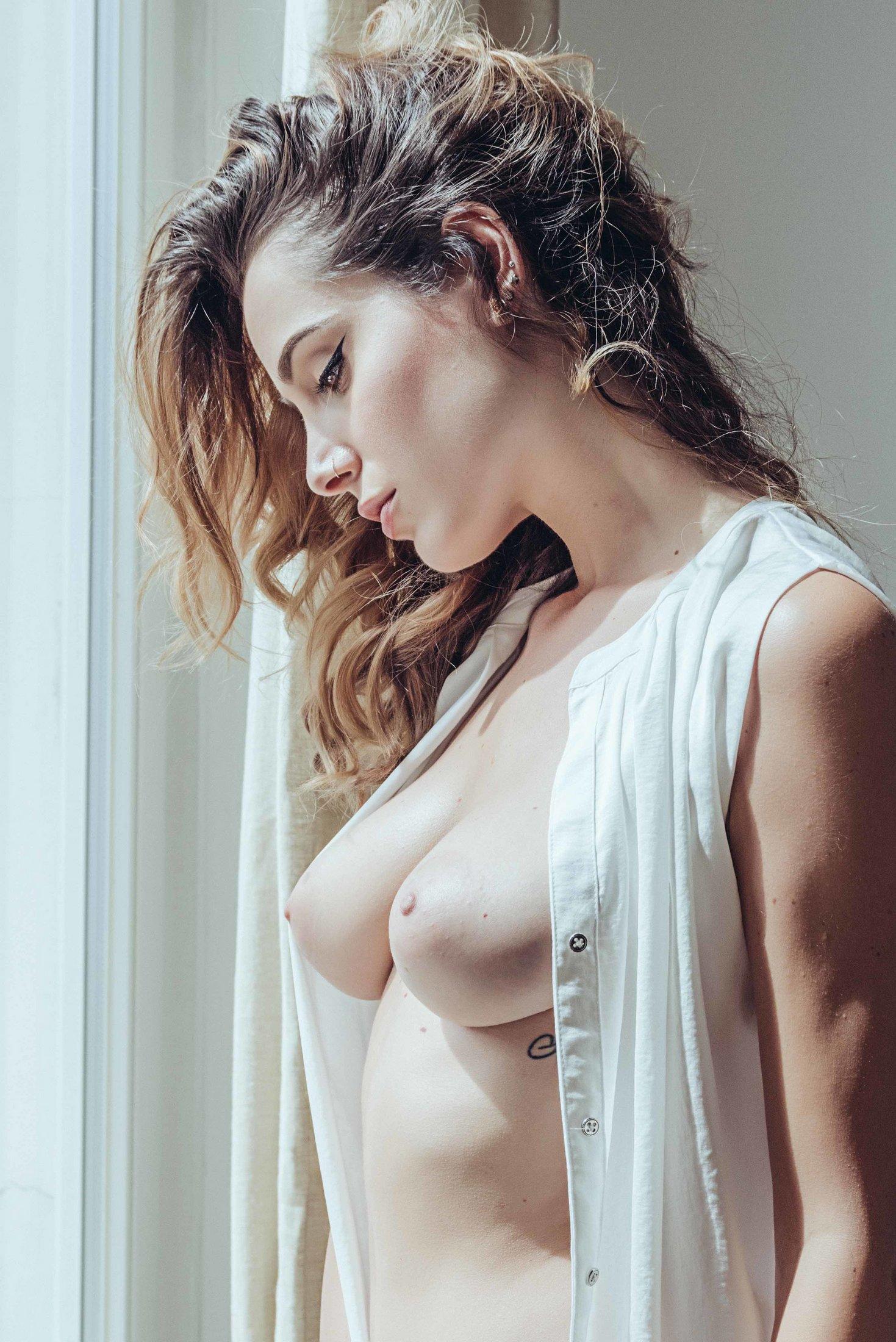 Sadie Gray - Alberto Maccari photoshoot