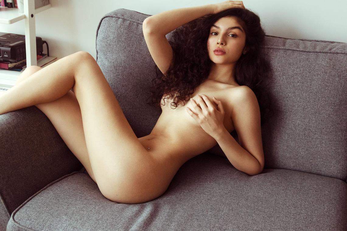 Taisiya Higgins - Adam Faber photoshoot