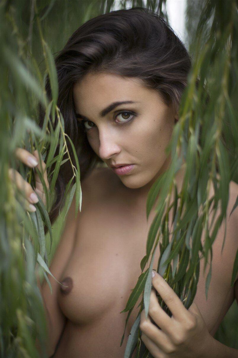 Erika Albonetti - Victor Deleo photoshoot
