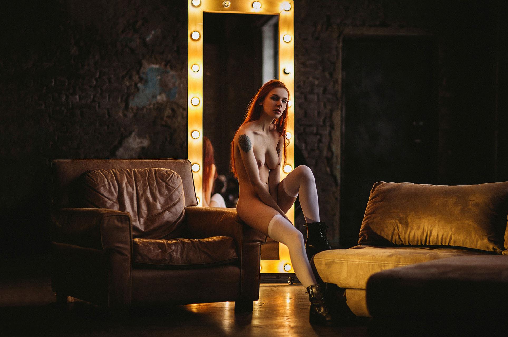 Eva Chekhova - Maxim Chuprin photoshoot