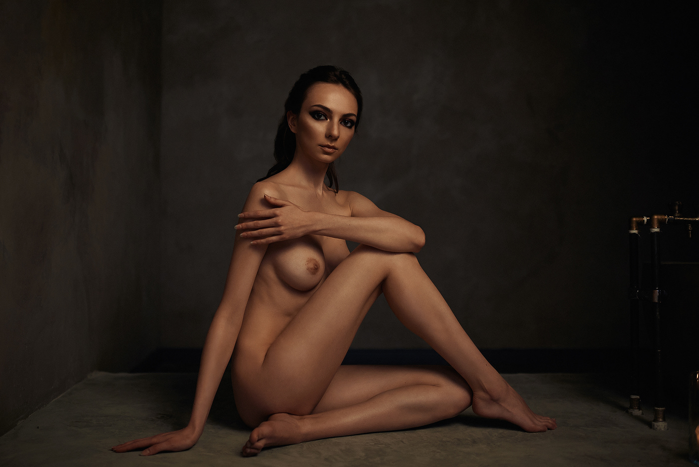 Margo Amp - Dmitry Bugaenko photoshoot