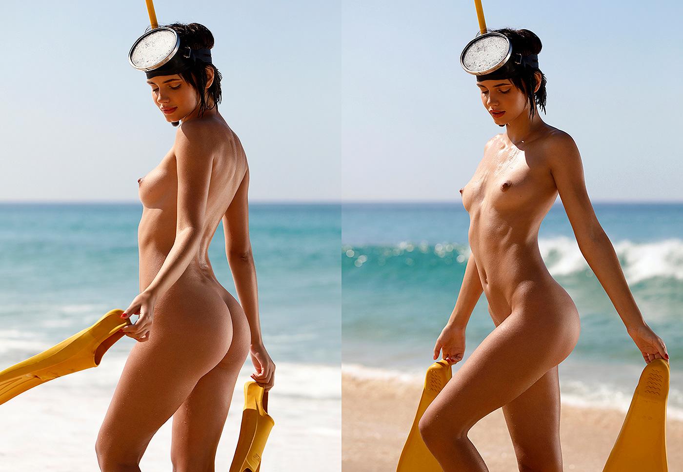 Natalia Udovenko - Playboy Mexico (April 2019)