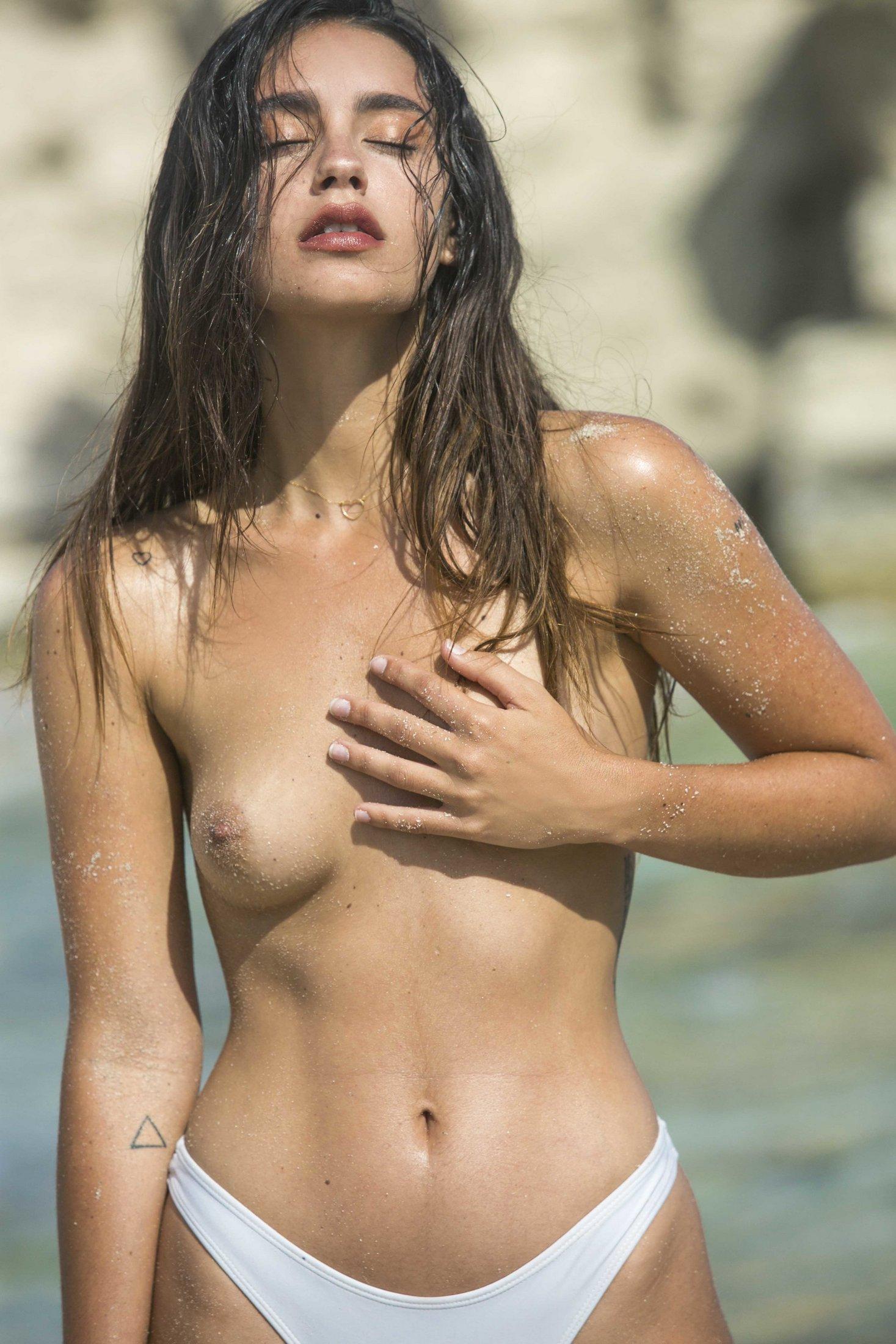 Carla Guetta Cohen - Delphine Brunner photoshoot