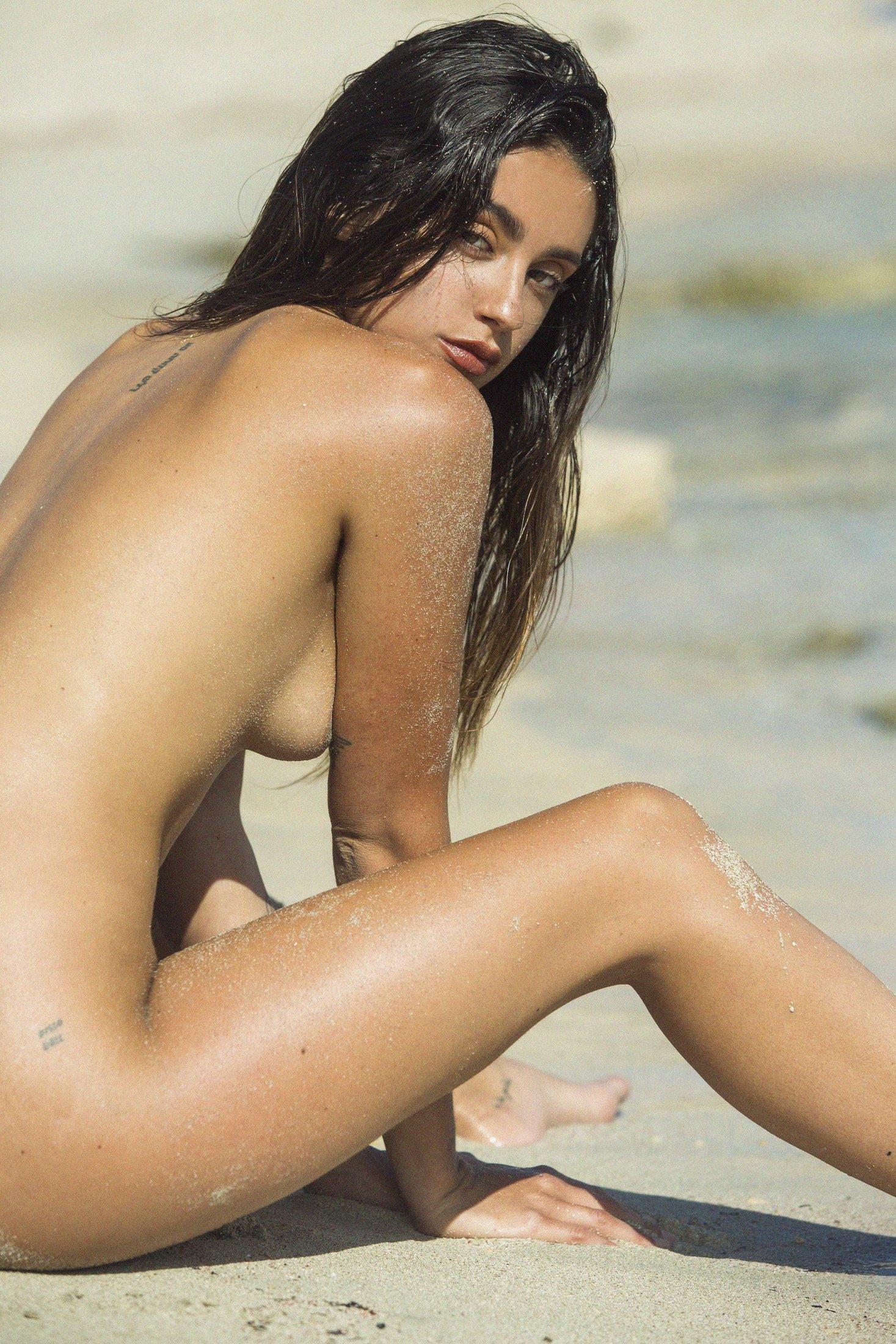 Carla Guetta Cohen – Delphine Brunner photoshoot – Hot n ...