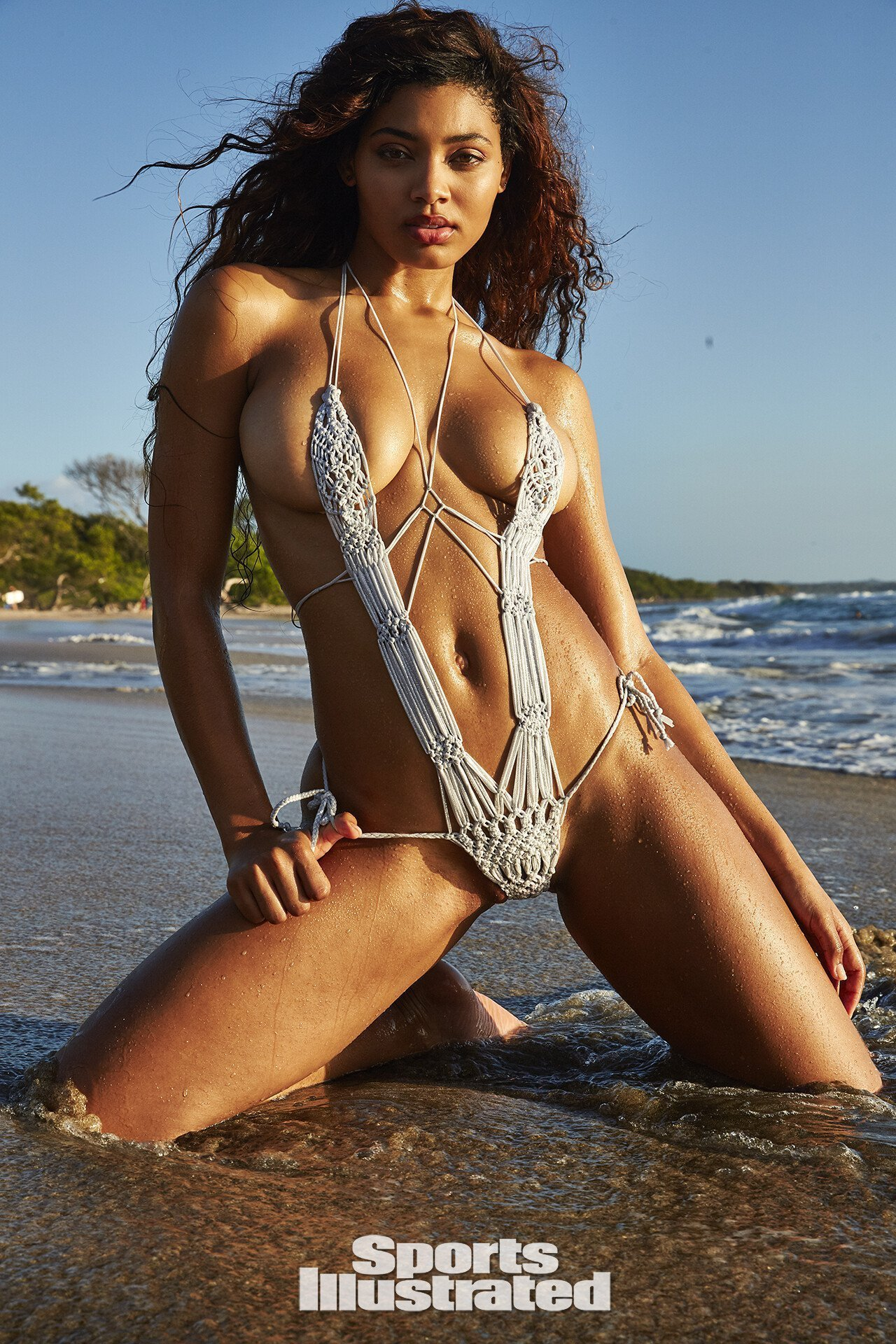 Danielle Herrington - Sports Illustrated Swimsuit (2019)
