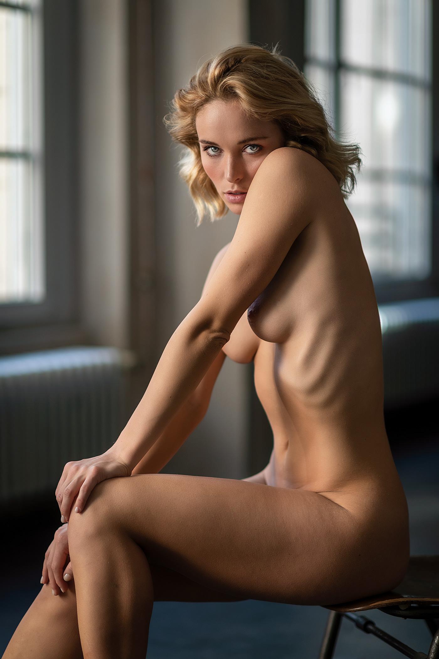 Viktoria Yarova - Chris Bos photoshoot