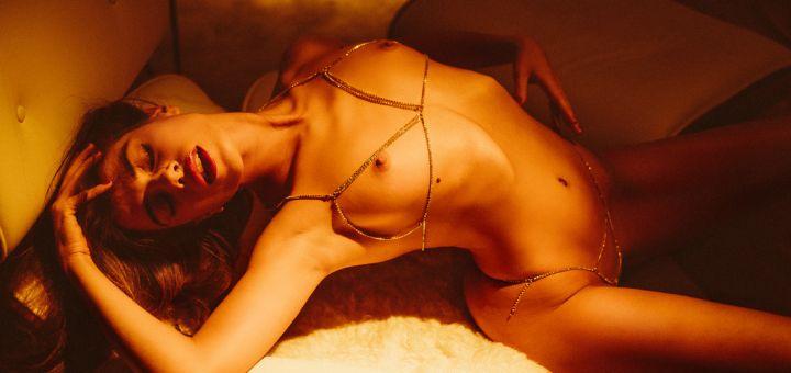 Chiara Bianchino - Julien LRVR photoshoot