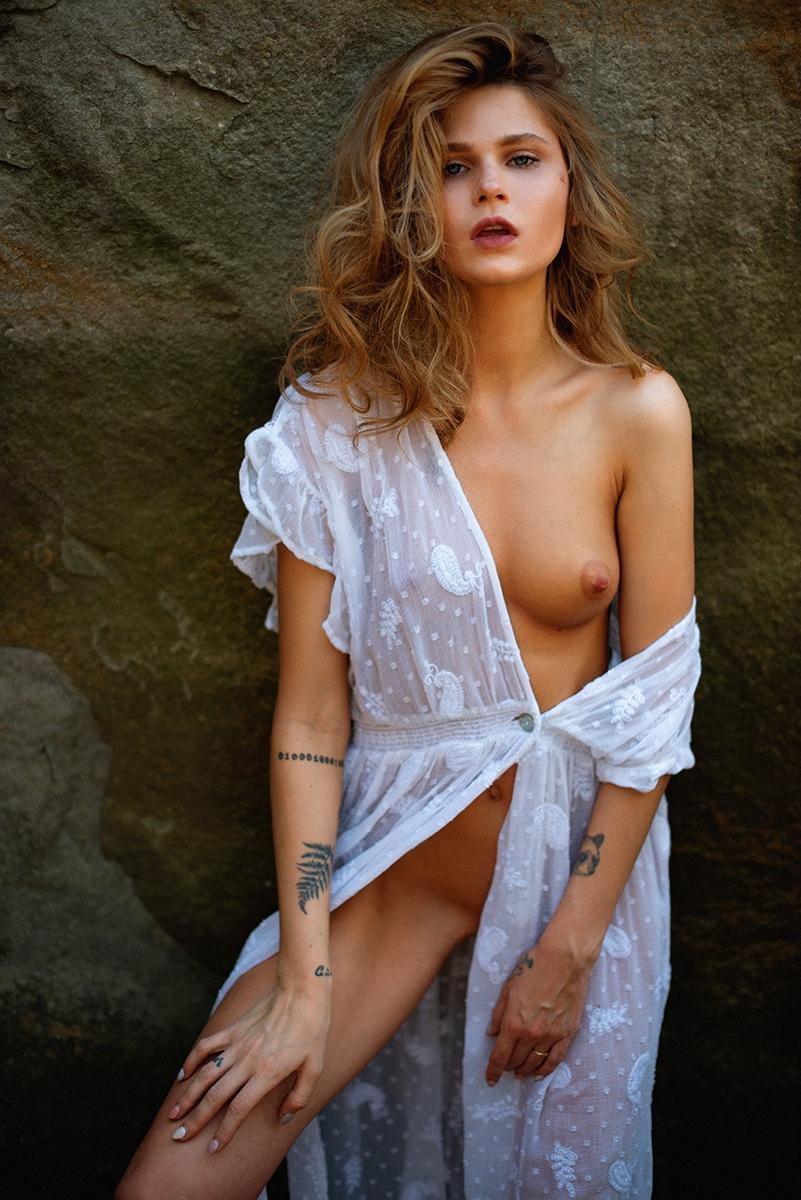 Dasha Marinina - Boris Bugaev photoshoot
