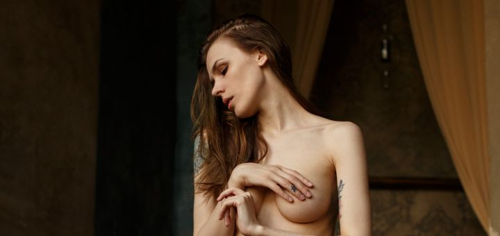 Eva Chehova - Igor Shevchuk photoshoot