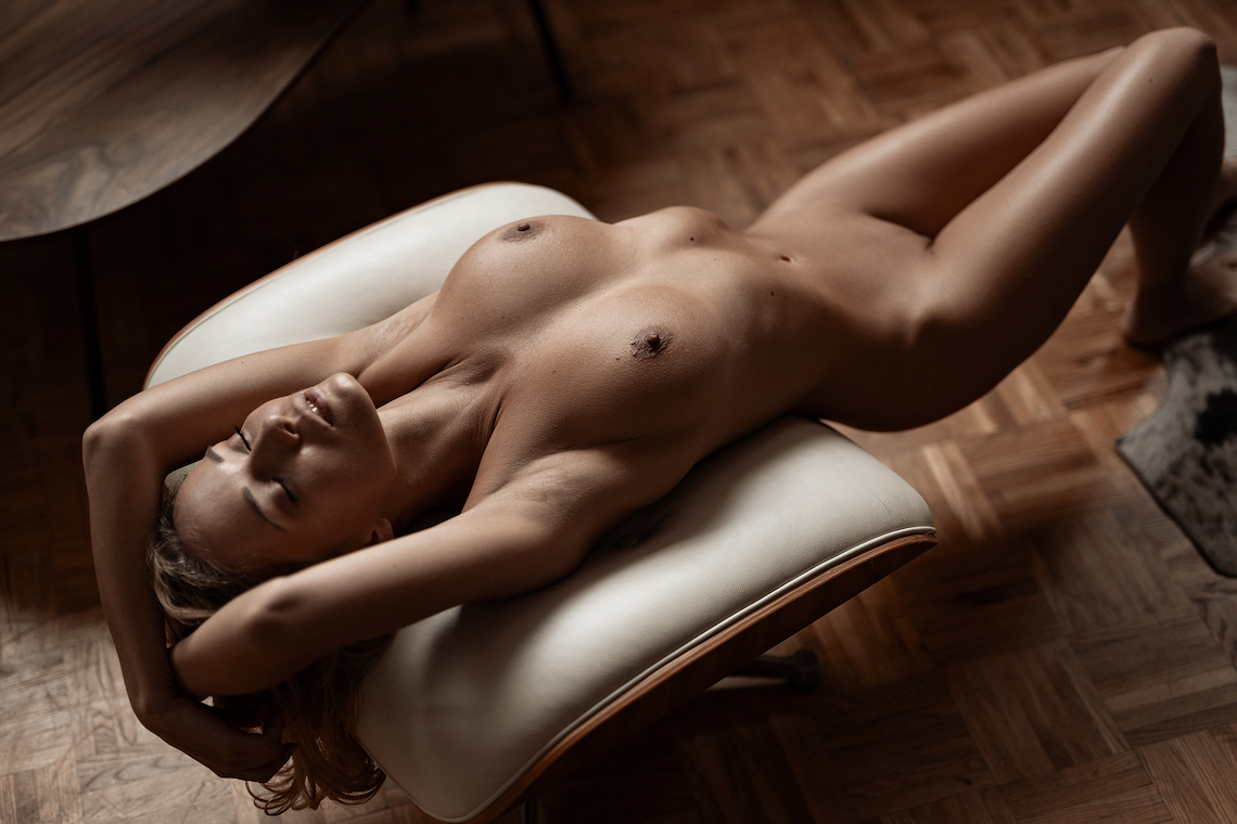 Natali Andreeva - Danyel Weideman photoshoot