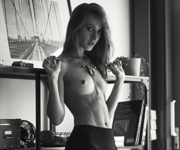 Vita Goncharuk - Hannes Walendy photoshoot