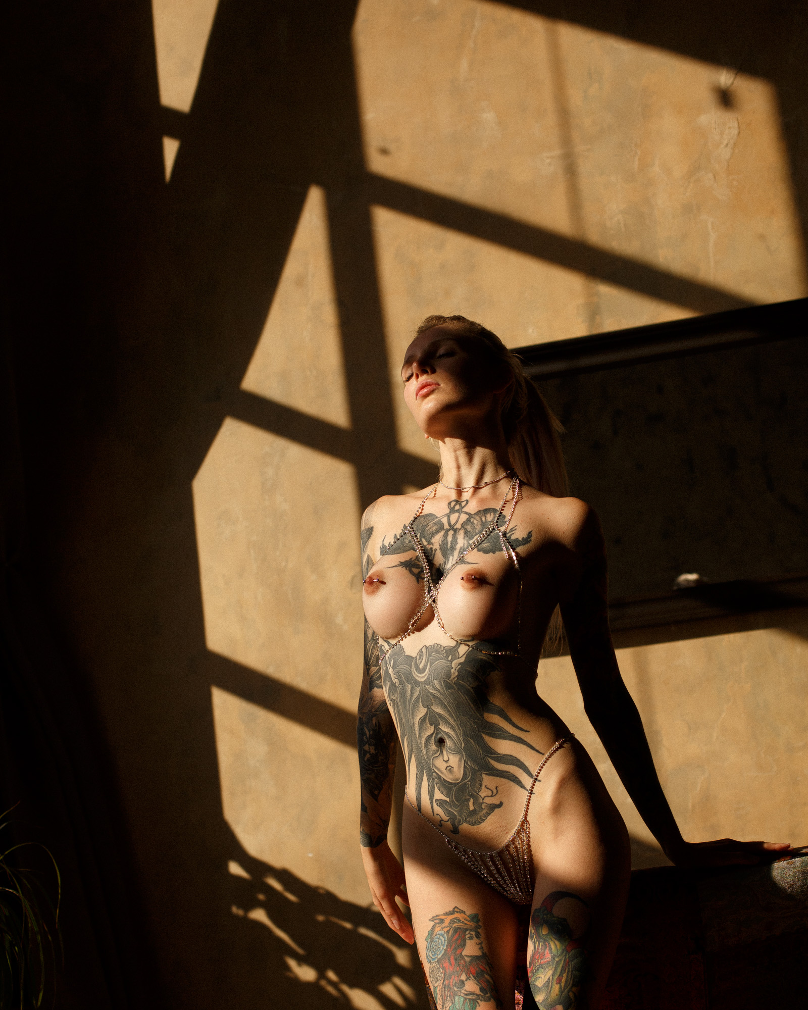Alena German - Igor Shevchuk photoshoot