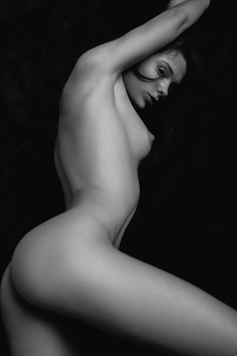 Marta Gromova - Boris Bugaev photoshoot