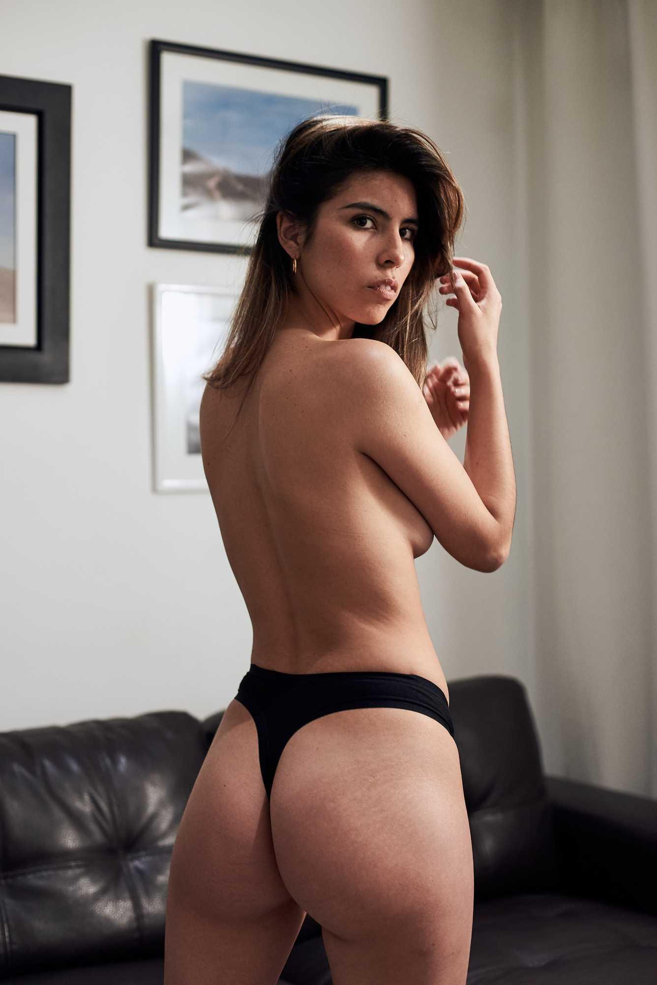Mireya Orellana - Joseph Sifuentes photoshoot