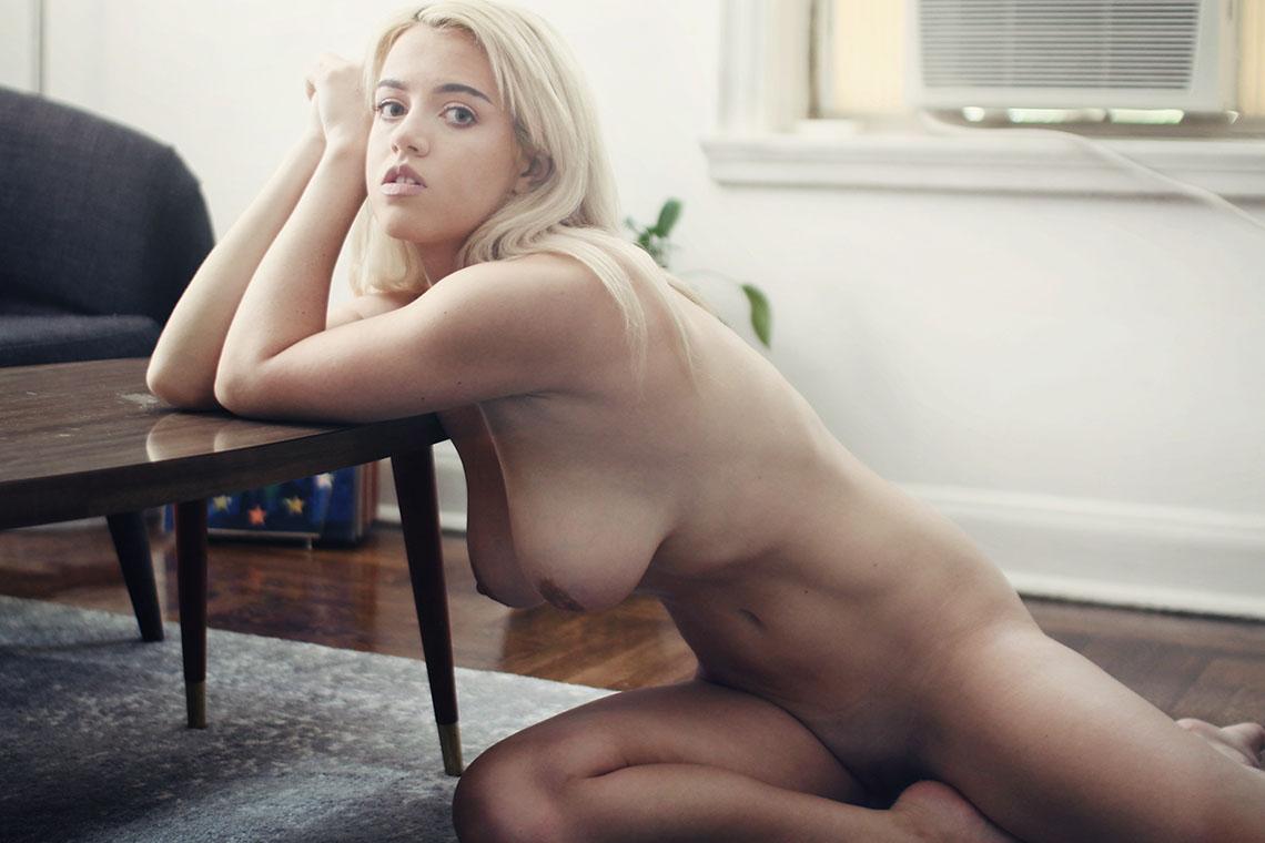Peach Kennedy - Tim Goodwin photoshoot