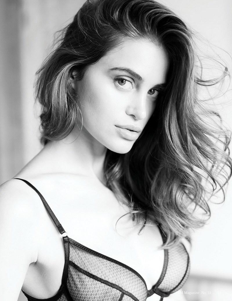 Sandra Najda - Fran Dominguez photoshoot