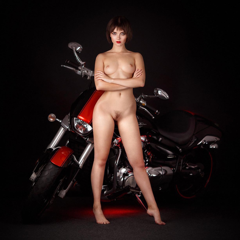 Victoria Sokolova - Alexandr Chuprina photoshoot