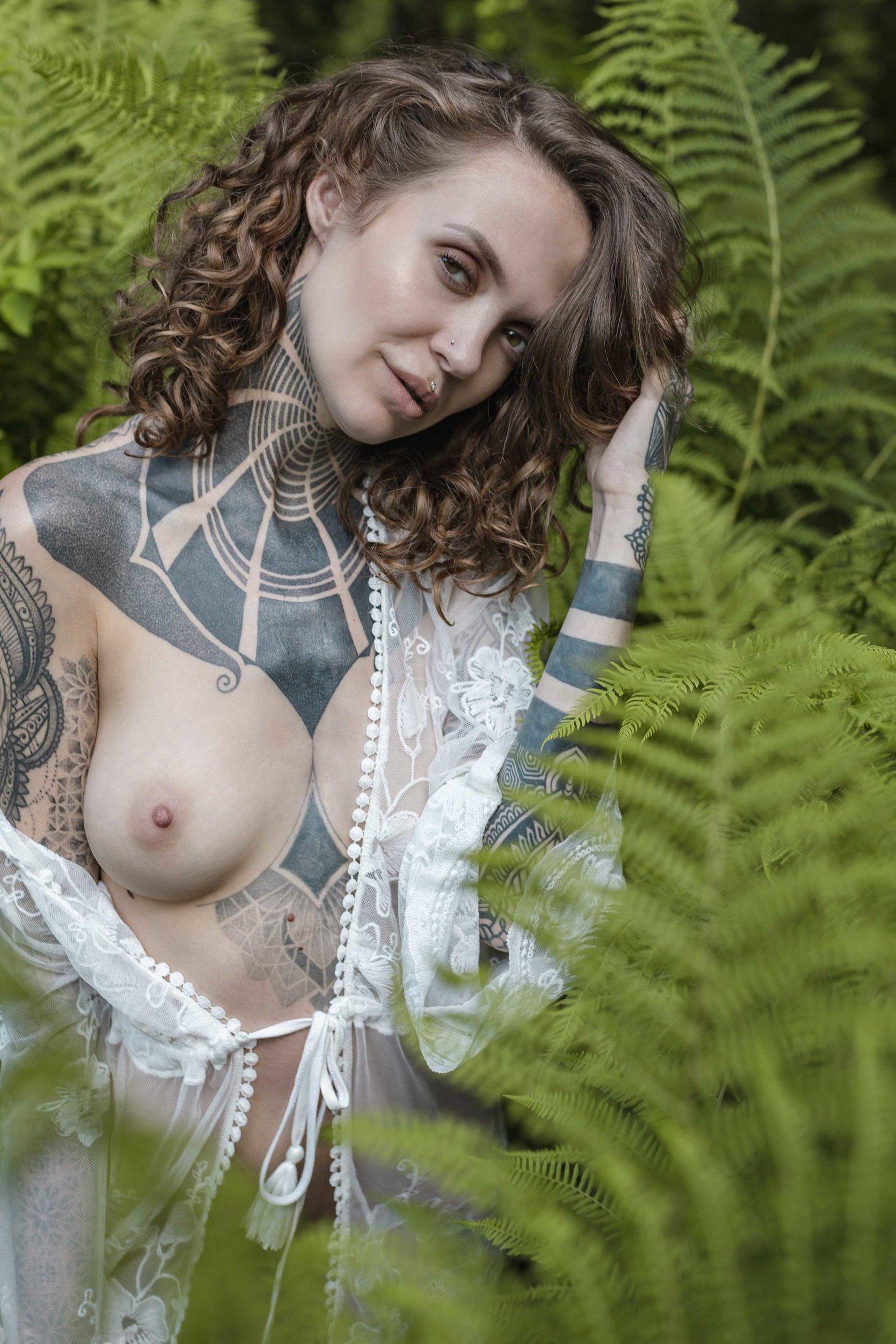 Celia Llopart - Gildo Cassimo photoshoot