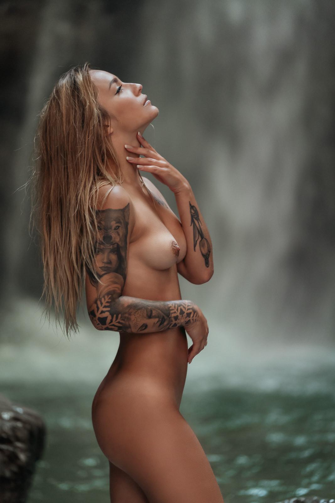 Erica Vignola - Nico Ruffato photoshoot