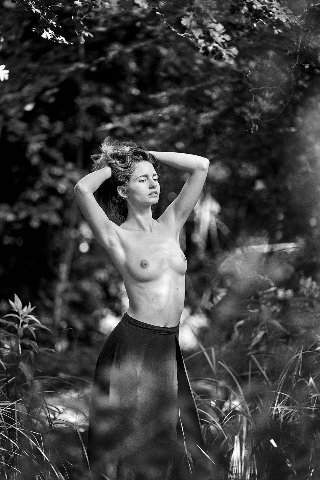 Evelyn Sommer - Marc Nolte photoshoot
