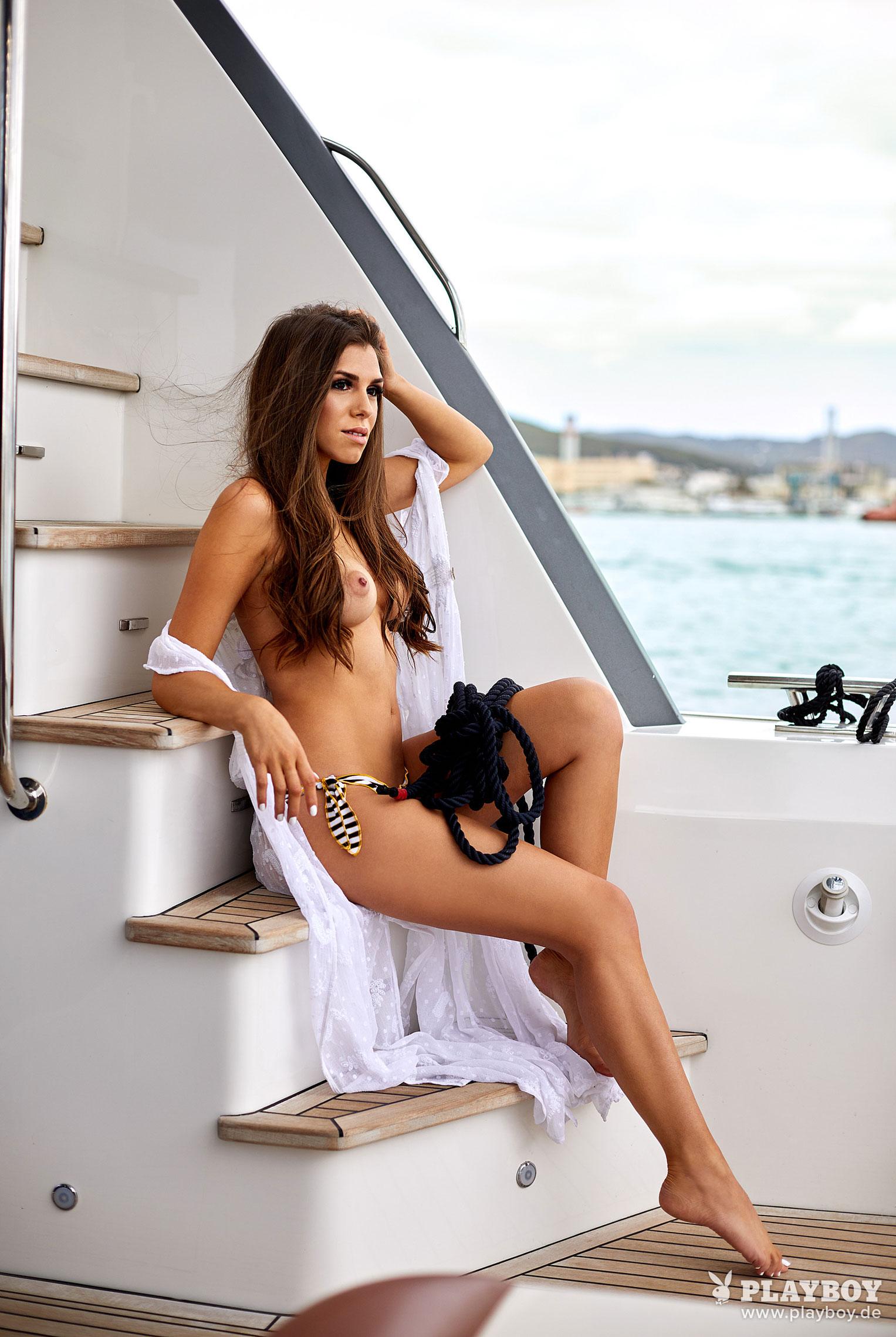 Nathalie Bleicher-Woth - Ana Dias photoshoot