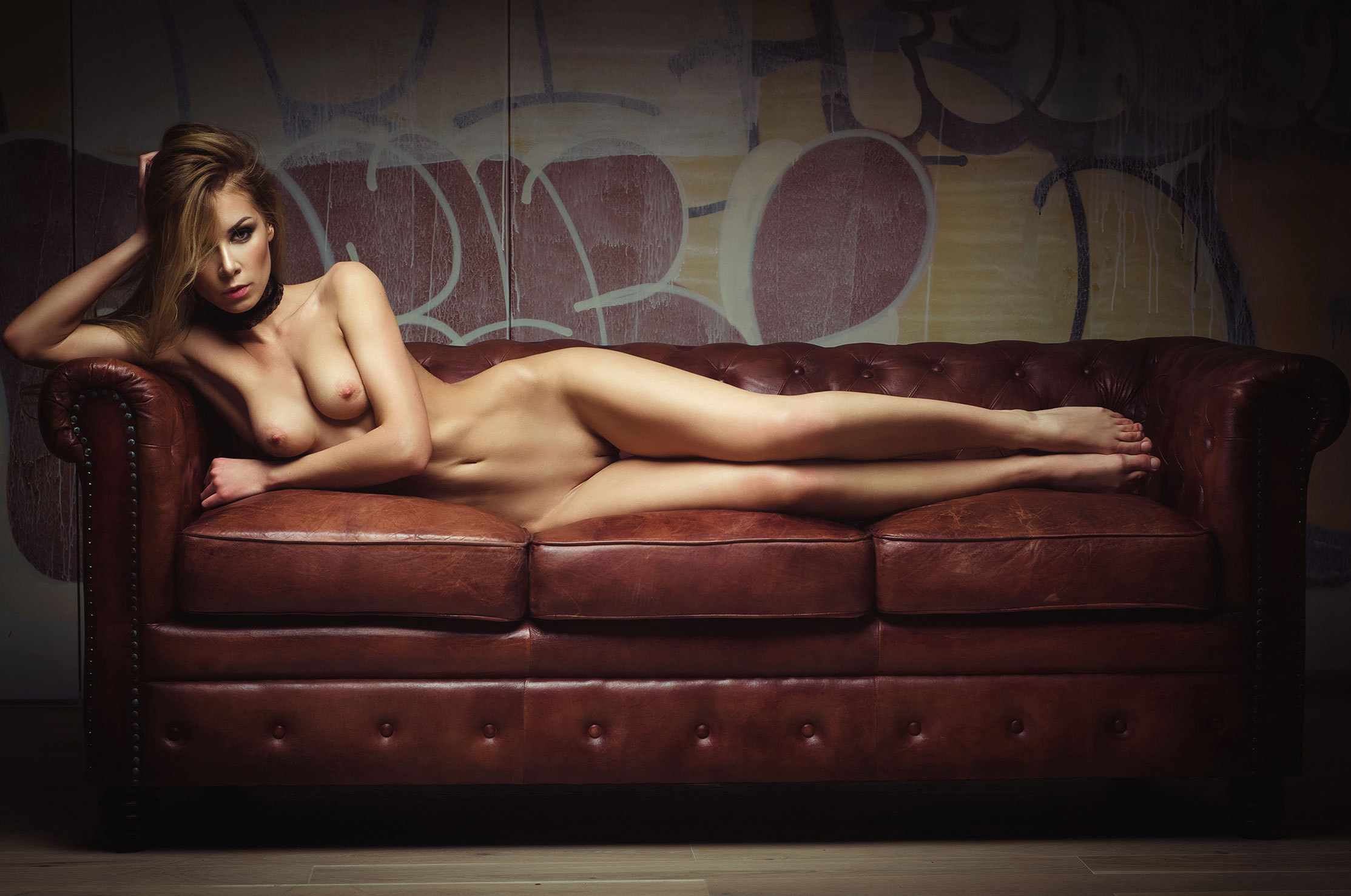 Yasia Yasina - Nikolas Verano photoshoot