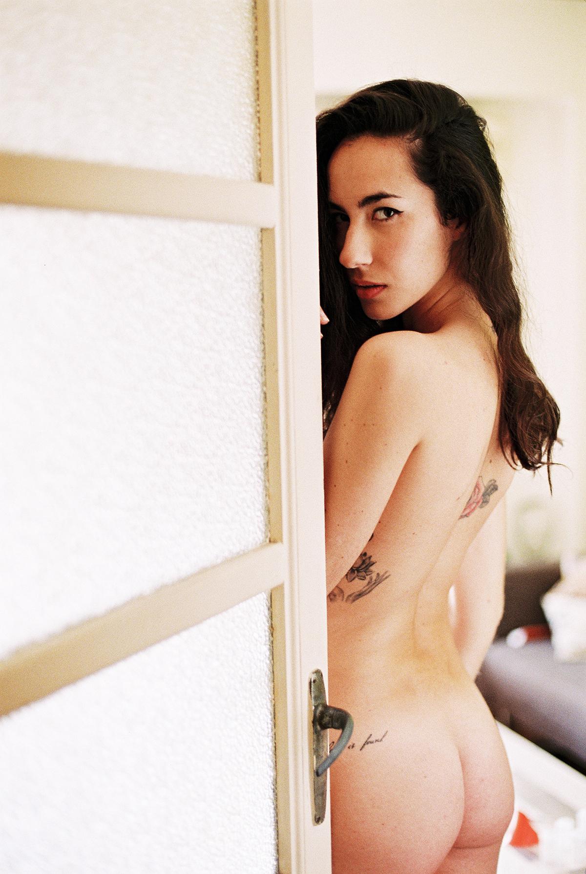Alba Gijon - Hector Pozuelo photoshoot