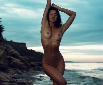 Alina - Arthur Kaplun photoshoot