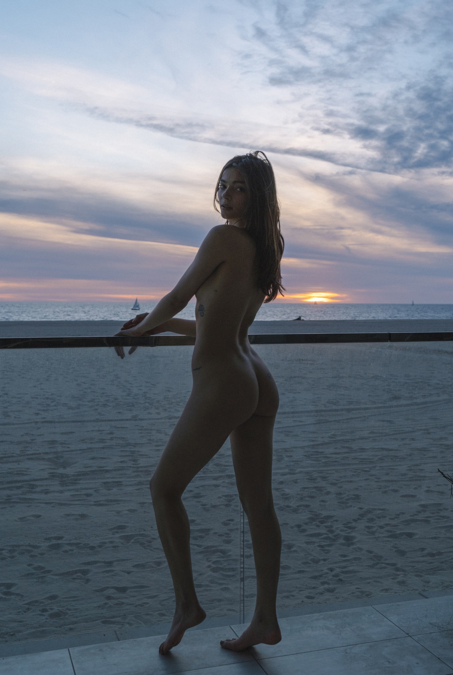 Christy Giles - Sam Livm photoshoot
