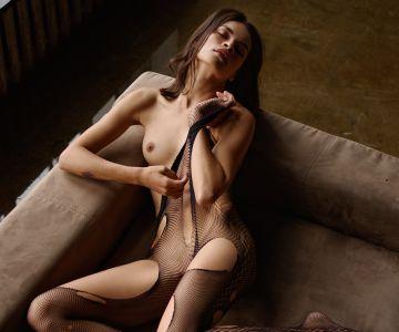 Iuliia Bast - Sacha Leyendecker photoshoot