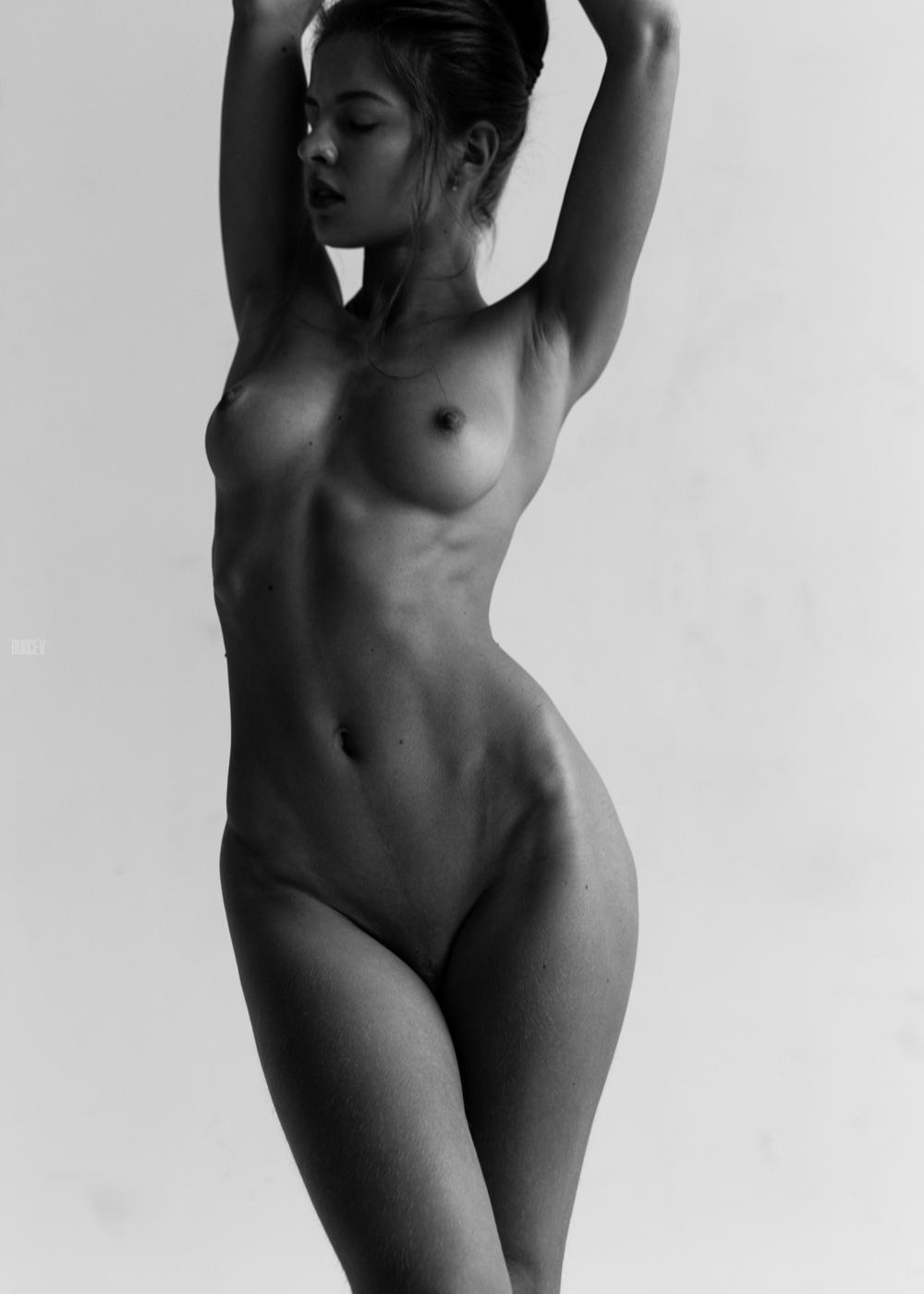 Julia Zubova - Aleksey Burcev photoshoot