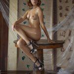 Marta Gromova – Alexey Sominskiy photoshoot