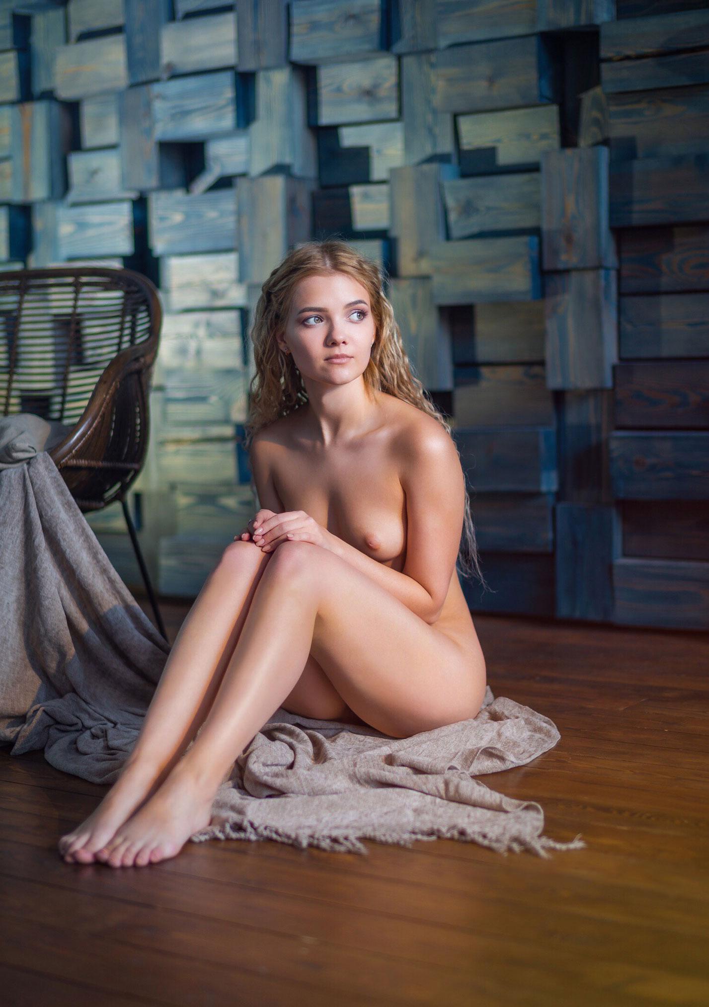 Victoria Sokolova - Daniil Muray photoshoot