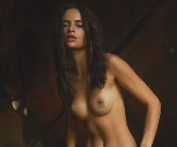 Ivanna Guimaraes -Antonio Andrade Far photoshoot