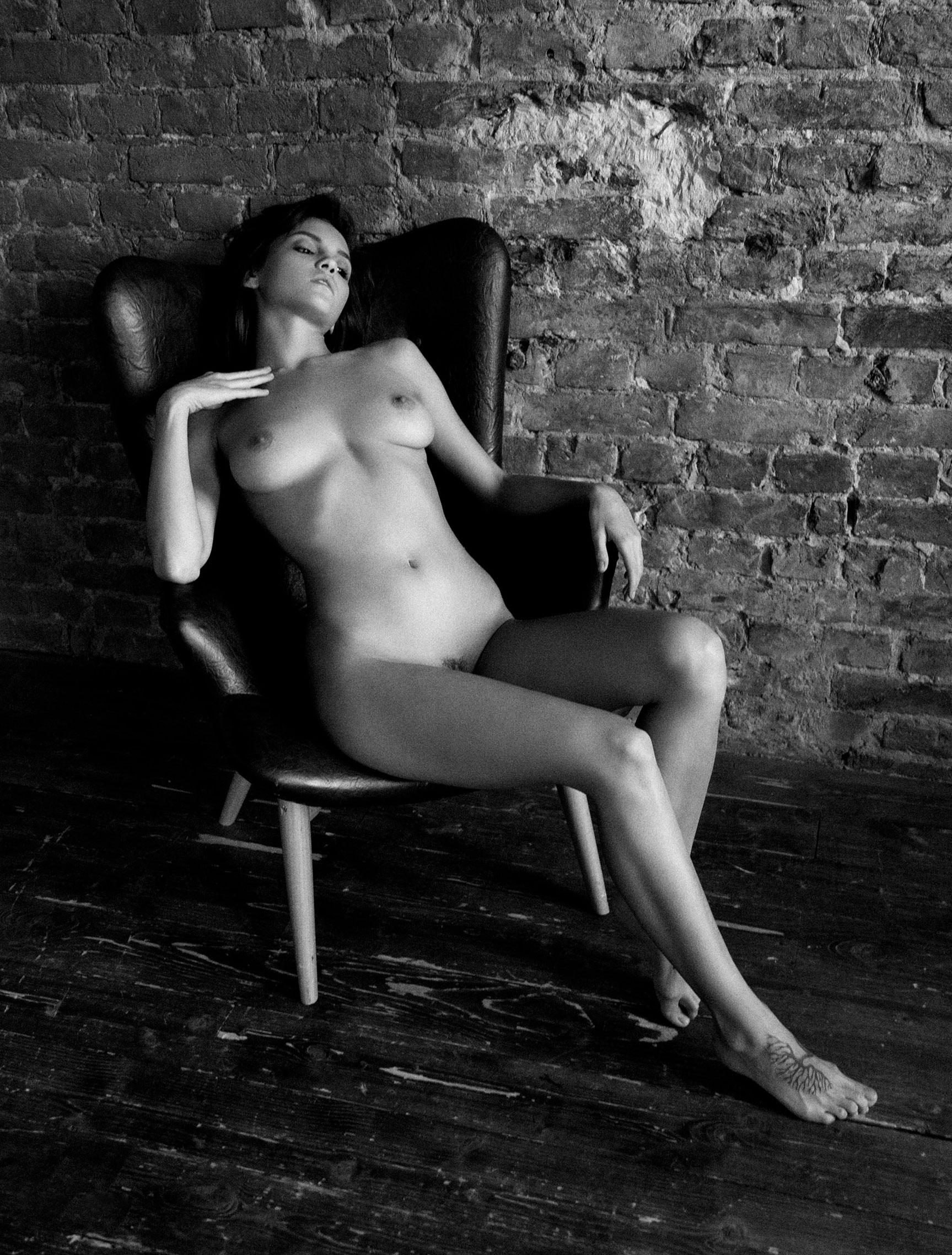 Maria Demina - Alexander-Maximilian Herman photoshoot